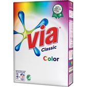 Tvättmedel Color 1,9kg Via