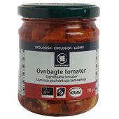 Ugnsbakade Tomater I Olja Eko 190g Urtekram