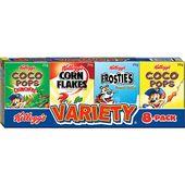 Variety Pack Blandade små paket 200g Kellogg's