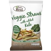 Veggie and Kale Straw 113g Eat Real