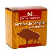 Vildsvinsterrin med Lingon 65g Ducs de Gascogne