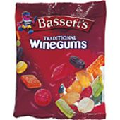 Wine gums påse 160g Bassetts