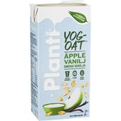 Yogoat Äpple/Vanilj 750ml Planti