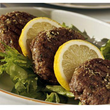 grekisk bifteki recept