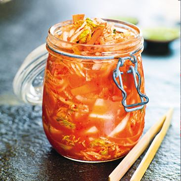 recept på jennies bästa kimchi | mathem