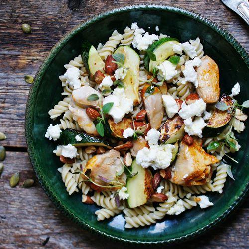 recept kyckling zucchini