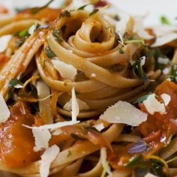 svarta bönor pasta recept