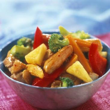 recept på wok