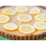 No bake Raw Citronpaj