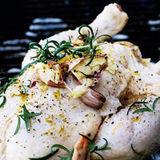 Hel grillad kyckling