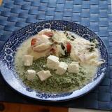 Mozzarella torsk